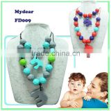Non-toxic Baby Teething Amber Necklace/ Amber Teething Necklace