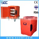 sb2-b90 Food warm Contianer heat food mobil cart restaurant serving equipment