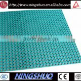 China industry of grass protection outdoor anti slip rubber drainage mat
