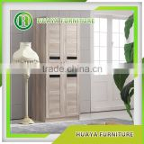 european style bedroom wooden almirah designs,cheap modern pvc/melamine/MDF cabinet wardrobe, walk in storage closet