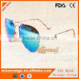 ladies spectacles frame fashion sunglasses promotion sun glasses manufacturer eyeglasses factory