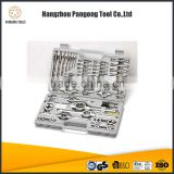 44PCS Metric Tap And Die Drill Set without magnet stanley yankee screwdriver