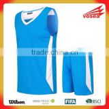 Manufacture Custom Sublimated Basketball Jerseys and shorts, new designs basketball uniform