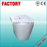 floor mounted bidet toilet combination ceramic toilet bidet TJZ-01 toilet bidet for female women