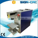 New technology fiber Marking Machine Price , Laser Marking 20W/10W portable fiber Laser Marking Machine