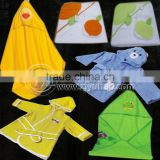 100% Cotton Terry Fabric Baby Blanket
