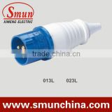 16A 3p industrial plug with tail plug