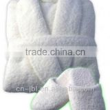 2013 Coral Fleece Material Plush Bathrobe