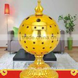 Factory direct supply wholesale censer and thurible hot china cheap metal incense burner