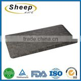 Customized waterproof anti-slip anti-fatigue pvc door bath mat set                                                                         Quality Choice