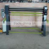 Electric economical roller bending machine, Roll forming machine/sheet metal slip roll machine