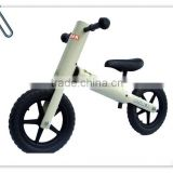 Articles for bamboo balance bike to kids with EVA wheels