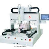 2000II-D Desktop creamwhite high precision automatic screw locking machine for electrical product assembly