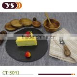 Fashional factory slate cheese chopping board