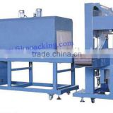 Mdf board packaging machine, sleeve shrink wrapping with factory price