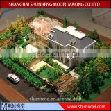 refined handmade making architectural miniature model wood base scale building model making acrylic scale model