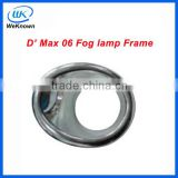 Pickup parts-- D-MAX 06 fog lamp frame for isuzu