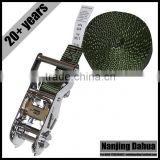 "Since 1993 1"" Endless Loop Stainless Steel Ratchet Strap"