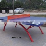 Popular outdoor ping pong table tennis table