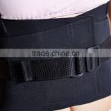 Professional sports heavy work lumbar back support Waist Trimmer Belt for Men and Women manufacturer in China