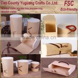 flexible wood veneer gift boxes,whole sale thin gift boxes for tea,yellow light birch wood veneer