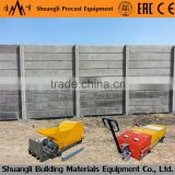 concrete fence molds,concrete fence posts,concrete retaining wall mould