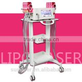Quick Slim Lipo Laser Fat Reduction / Lipo Laser Weight Loss Slimming Machine / Lumislim Lipo Laser LP-01