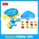 Zhorya children outdoor promotional summer plastic beach bucket set