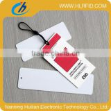 Inquiry About logo printable rfid uhf card with Alien H3 chip,cheap rfid pvc smart Hang Tag for tracking garment