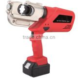 Ez-1632 Micro Computer Controlled Battery Powered Crimping Tool With Head Rotates 180