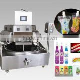 Automatic rotary expansion Bag filling and capping machine