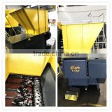 big single shaft shredder blade for wood