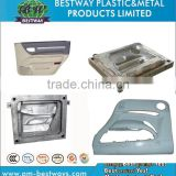 motor vehicle plastic door plate mold