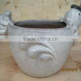 Vietnam indoor animal pots and planters, vietnam pottery, ceramic planters, pots and planters for home and garden