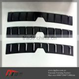 Custom car plastic front intake grille by vacuum forming