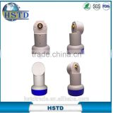 High gain single twin c ku band LNB/optical lnb with factory price