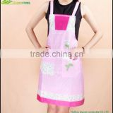 Cheap wholesale printing design kitchen cooking bib apron adult custom printed disposable bibs aprons