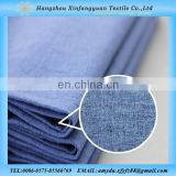 plain dyed rayon linen dresses fabric wholesale