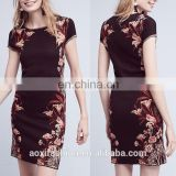 Latest design chinese clothing manufacturers shirt ladies official pictures formal dresses women