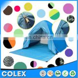 Baby Beach Tent Automatic Pop Up Cabana Sun Shade Shelter for Kids Light Blue