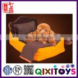 China supplier wholesale super soft plush handmade pet dog beds with high quality production
