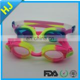 Manufacturer supply anti-slip silicone swim goggles made in China