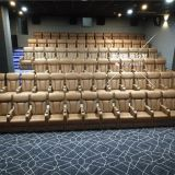 hot sale modern public cinema seating,comfortable cinema seats without recliners