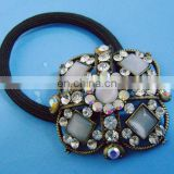 Fashion rhinestone crystal elastic hairband