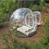Inflatable transparent bubble tent for sale transparent camping tent