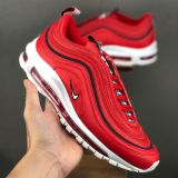 Nike Air Max 97 NAMA01 For Men in Red/White