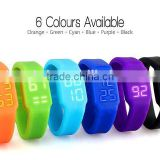 silicone led watch with usb flash drive 16gb                                                                         Quality Choice