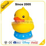 Novelty animal shaped cute duck kitchen timer                                                                         Quality Choice