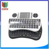 Built-in 2.4G wireless receiver Mini Wireless Keyboard with Remote Controls mini wireless keyboard