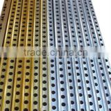 good looking low price stair nose trim profile, aluminum tile trim